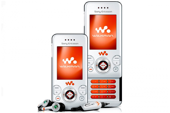 Sony Ericsson 580i – Music and More